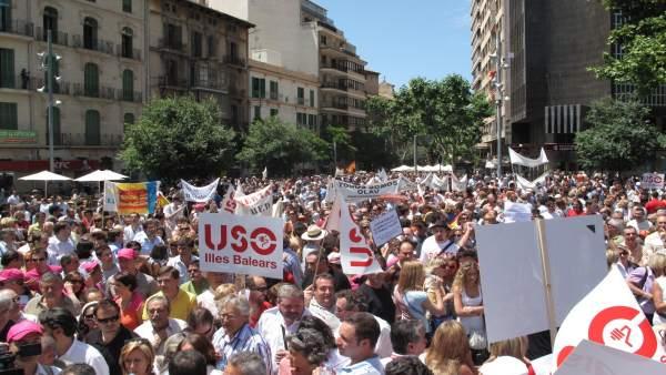 Manifestación por la libertad lingüística de 2009