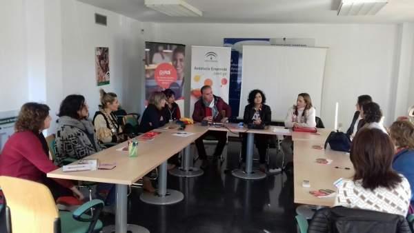 Presentación del programa Gira Mujeres