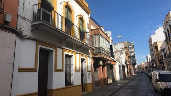 Edificio del Museo de la Semana Santa de Alcalá de Guadaíra