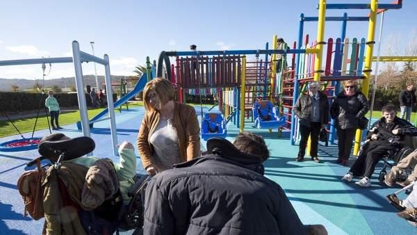 El Cuartillo Estrena Parque Infantil