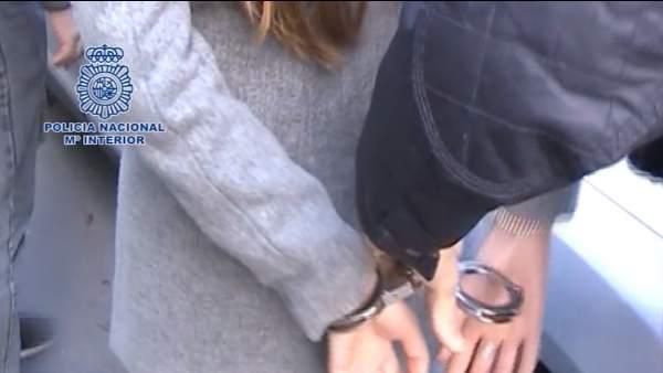 Maje i el seu amant confés del crim del seu marit en Patraix (València) es neguen a declarar en un acarament