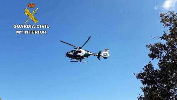 Helicóptero, rescate de montaña, recurso