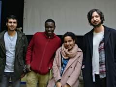 Un documental y un debate acercan la situación de las personas desplazadas