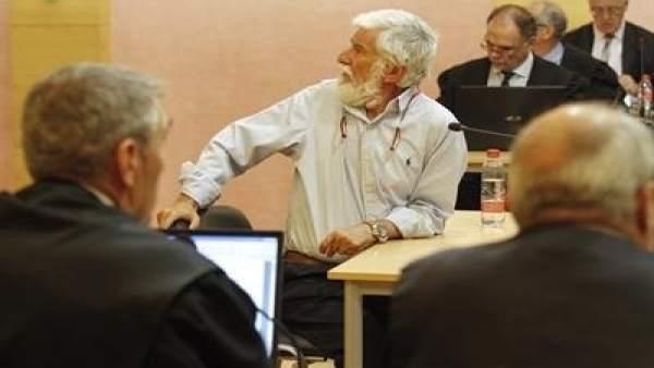 Declaración del principal acusado del caso de las entradas de la Alhambra