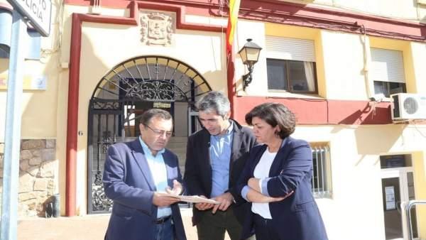 Fuensanta Lima Miguel Ángel Heredia Víctor Navas