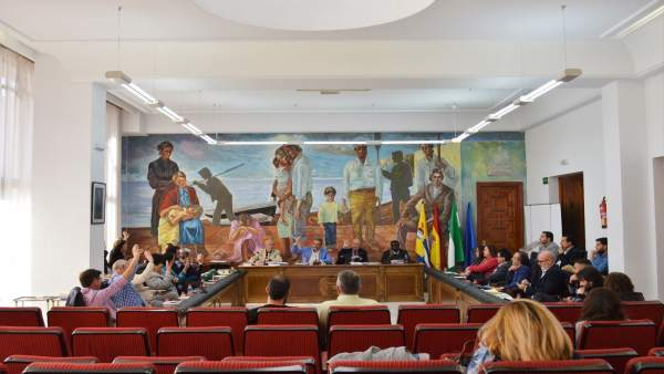 Pleno Extrtaordinario Rincón de la Victoria