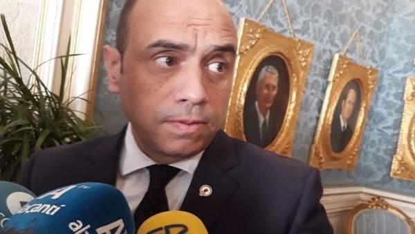 L'Audiència d'Alacant veurà el dilluns el primer recurs dels assessors d'Echávarri pel cas Comerç