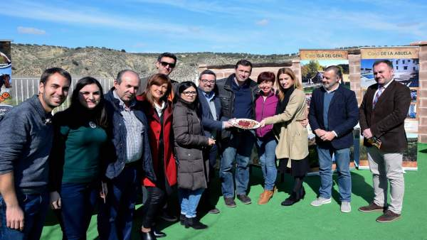 PSOE grupo cuevas bajas turismo para municipiosd e interior
