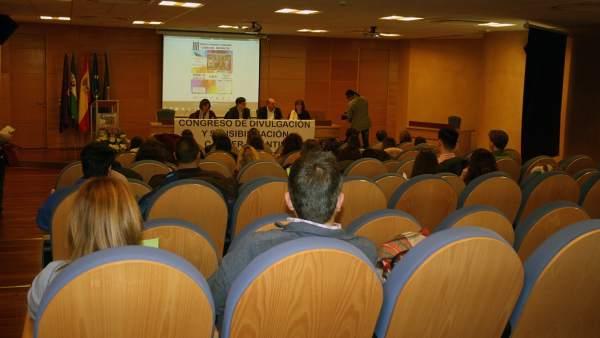 Celebración del XVI Congreso de Divulgación y Sensibilización 'Cáncer infantil'.
