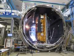"""El primer satélite espía español será """"esencial para la seguridad"""""""