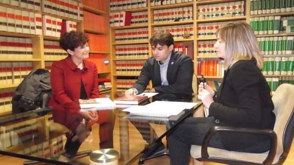 Nota De Prensa Sobre La Reunión Entre El Presidente De La Fnmc Y La Presidenta D