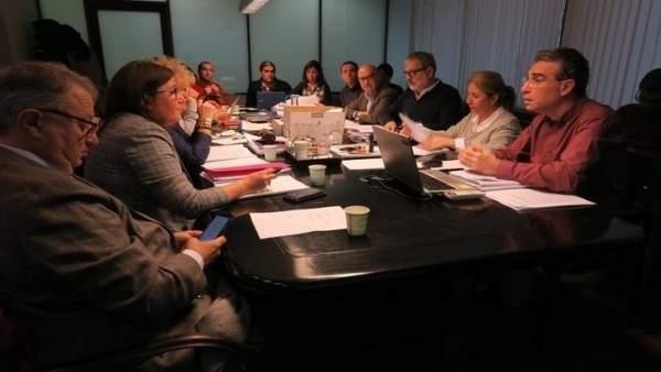Comisión de Hábitat Urbano, Rural y la Sostenibilidad del Ayuntamiento de Lleida