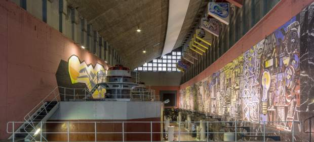 Joaquín Vaquero Palacios y Joaquín Vaquero Turcios, integración artística en la Central hidroeléctrica de Salime (Asturias), 1954- 1980