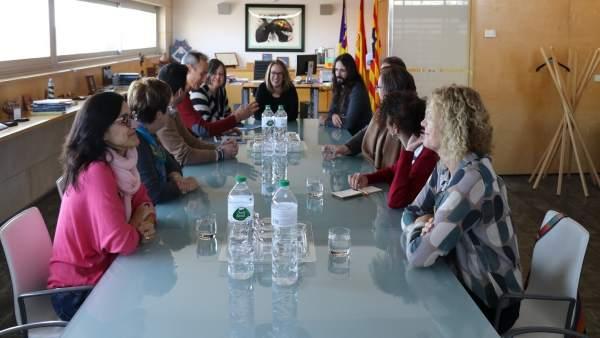 Parlament en Menorca