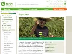 Miguel Bosé cesa su colaboración con Oxfam tras el escándalo en Haití