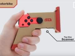 Escáner 3D de Nintendo Switch