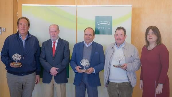 Premio para el aceite de oliva Oleoestepa