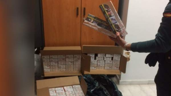 Notas Prensa. Guardia Civil