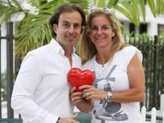 El marido de Arantxa Sánchez Vicario pide el divorcio