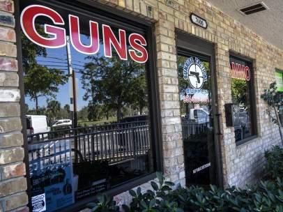 Venta de armas en EE UU