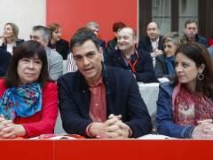 Sánchez llama a secundar los paros laborales del Día de la Mujer