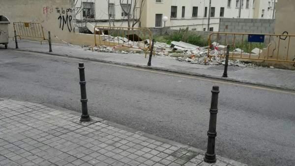 Zona de Las Protegidas en Jaén