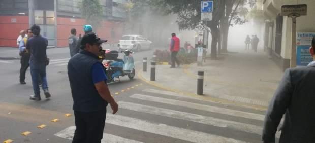 Al menos 13 muertos en el siniestro de un helicóptero que supervisaba el seísmo de Oaxaca