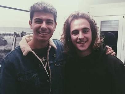 Alfred y Manel Navarro
