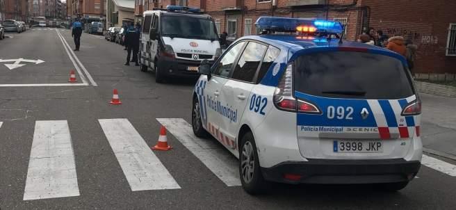 Dotaciones de la Policía Local  de Valladolid