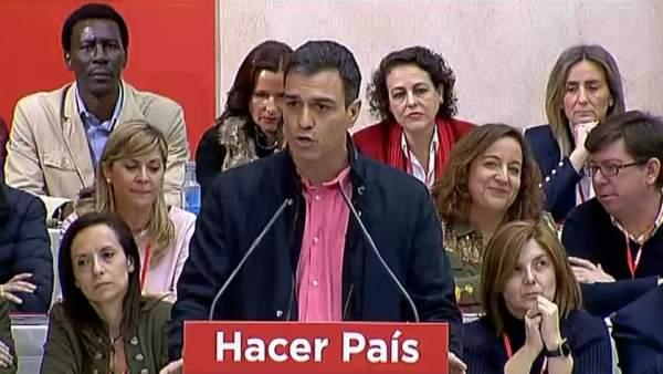 Pedro Sánchez refuerza su control sobre el PSOE