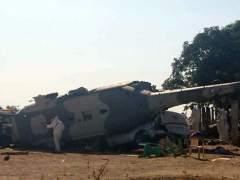 13 muertos en el siniestro de un helicóptero que supervisaba el seísmo de Oaxaca