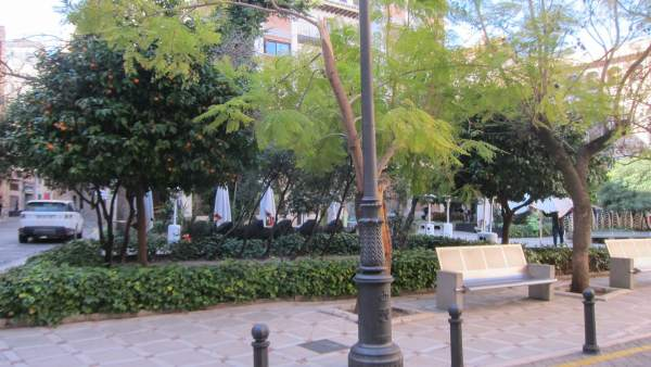 Plaza Deán Mazas