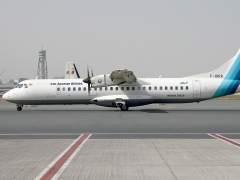 Encuentran en una zona montañosa los restos del avión iraní desaparecido