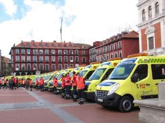 Ambulancias de transporte sanitario