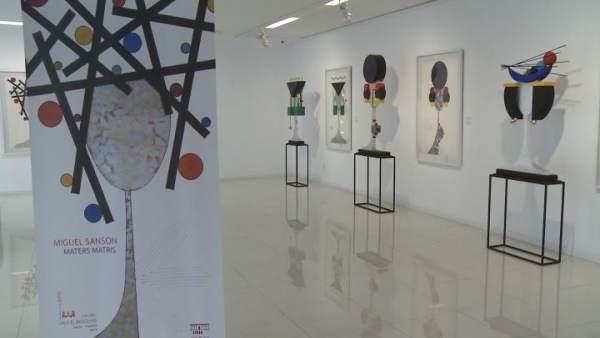Exposición Maters Matris