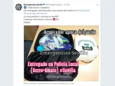 Emergencias Sevilla
