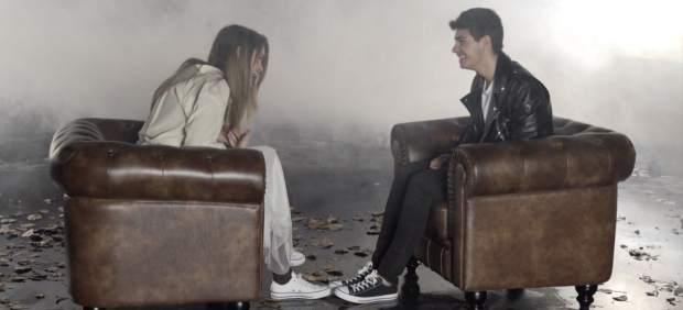 Rodaje del videoclip 'Tu canción'