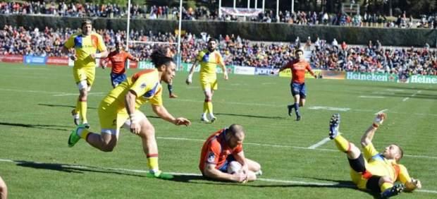 España vence ante Rumanía y acaricia el Mundial de rugby 20 años después