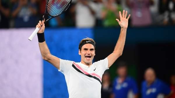 Roger Federer Australia
