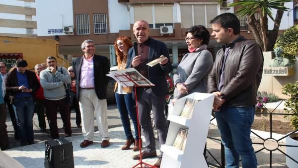 Nota De Prensa Y Foto Homenaje A Bécquer