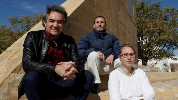Profesores de la Universidad de Alicante