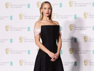 Alfombra roja de los premios Bafta 2018