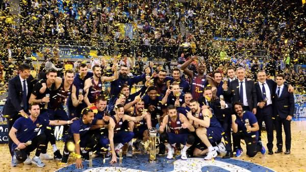 Barcelona, campeón