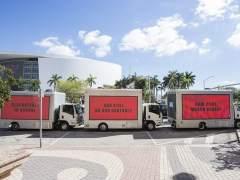 'Tres anuncios en las afueras' inspira una campaña en Florida para exigir más control de armas