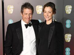 Hugh Grant se casa con Anna Eberstein, madre de tres de sus hijos