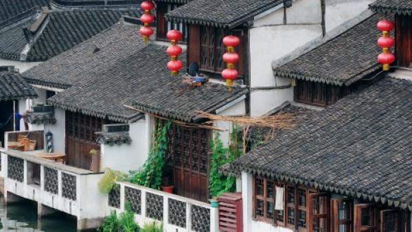 Casas chinas