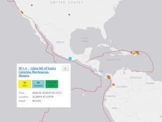 Terremoto en Oaxaca