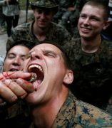 Bebiendo sangre de cobra