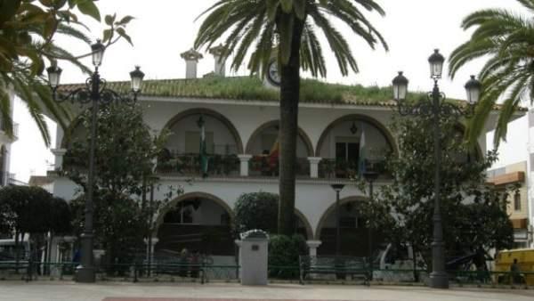 Ayuntamiento de Lepe (Huelva).