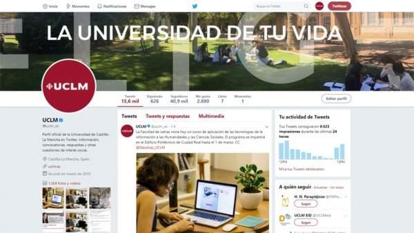 Uclm: La Uclm Es La Novena Universidad Española Más Influyente En Redes Sociales